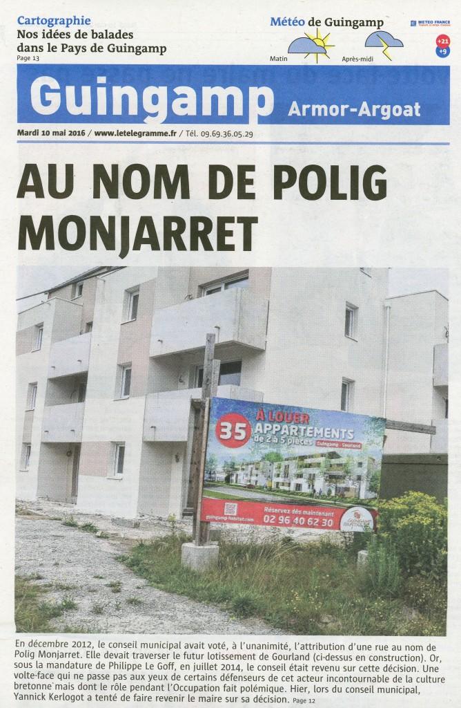 Au nom de Polig Monjarret